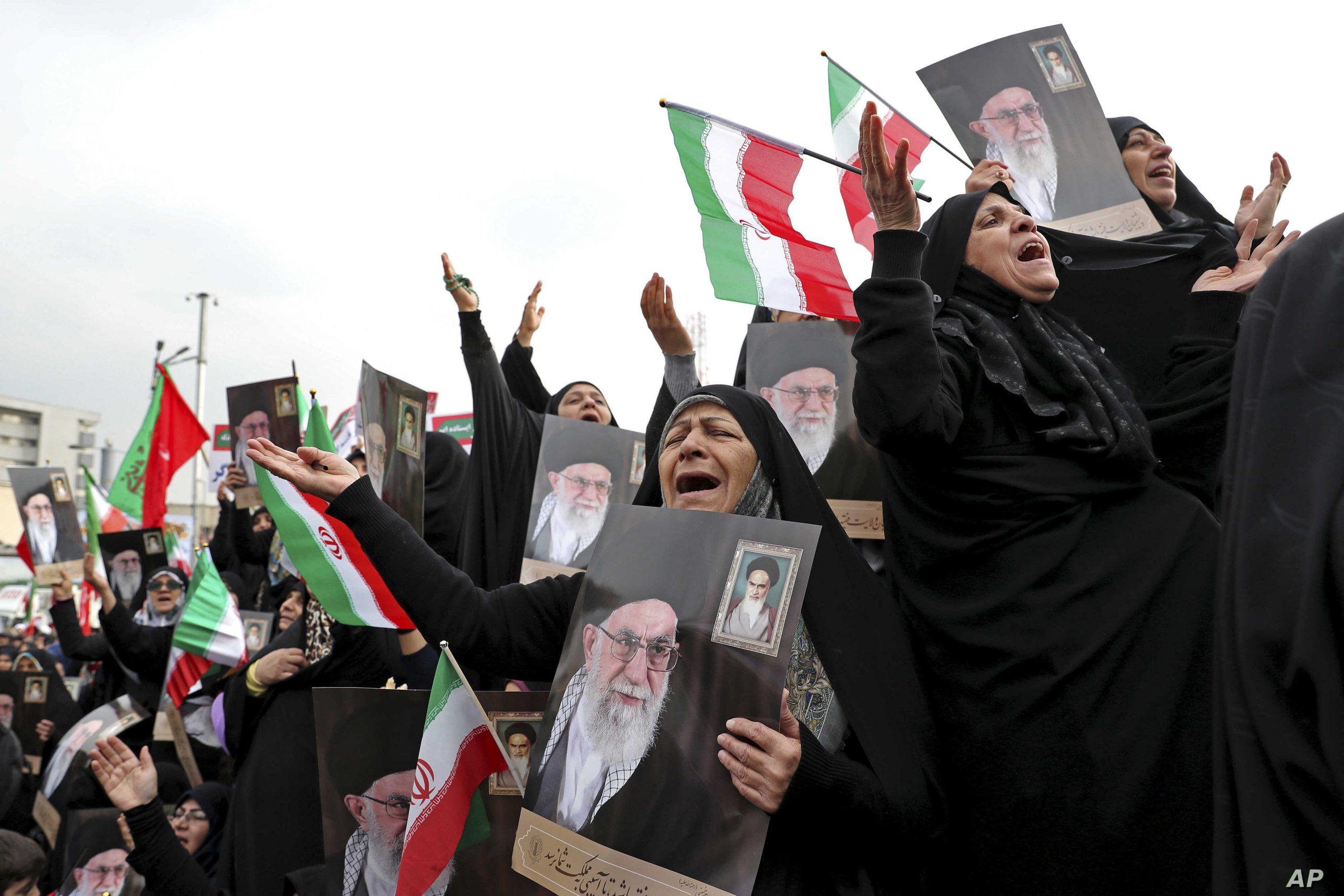 ایران میں پانی کی شدید قلت کے خلاف مظاہرے