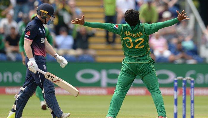 پاکستان اور انگلینڈ کے درمیان پہلا ون ڈے میچ
