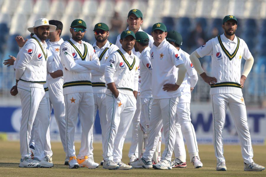 انگلیند اور پاکستان میں کرکٹ سیریذ کا آغاز