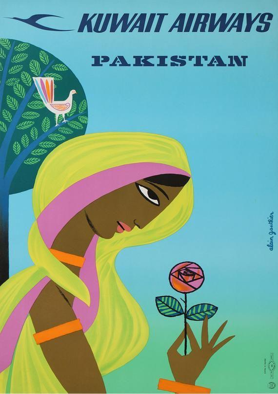 The Re-emergence of Art Nouveau in Pakistan.