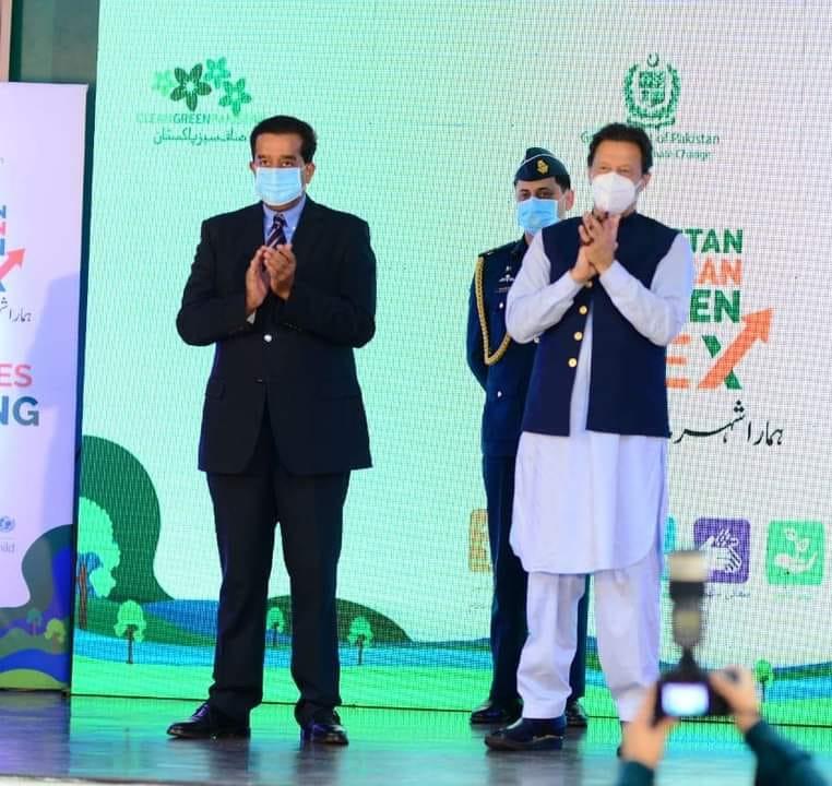امریکی سینیٹر جان کیری کی عمران خان کی تعریف: بلین ٹری منصوبے کو دنیا کا بہترین ماحولیاتی منصوبہ قرار دے دیا