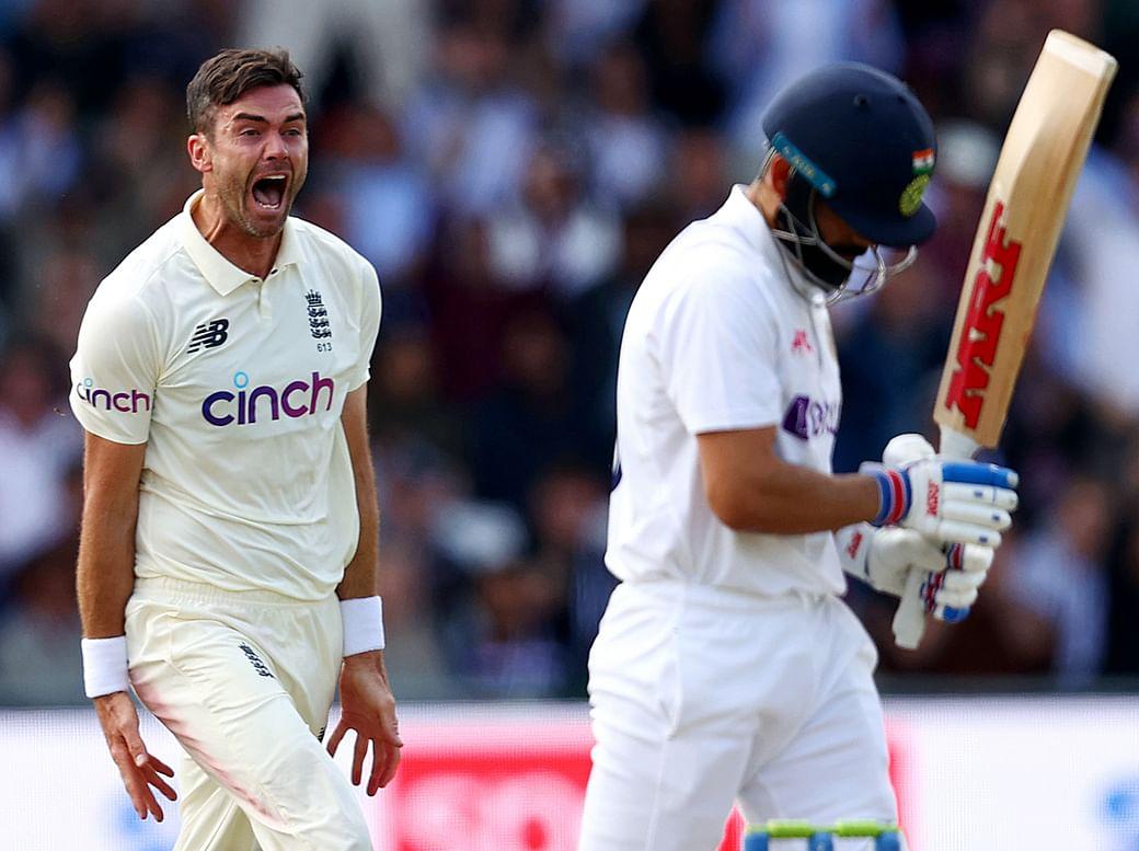 انگلینڈ کی کرکٹ ٹیم نے کوہلی الیون کا دھڑن تختہ کردیا انڈیا کو ایک اننگ اور78 رنز سے شکست