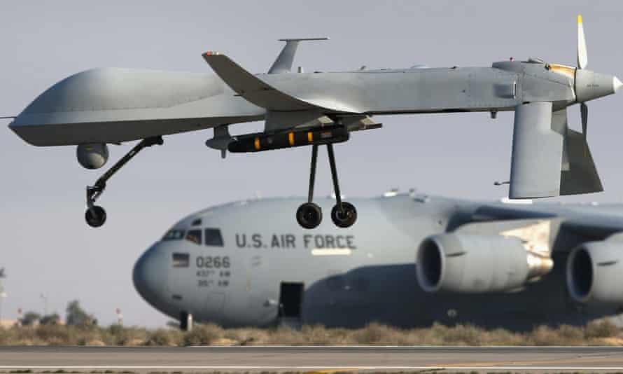 امریکہ کا کار پرڈرون حملہ:کابل دھماکوں کا ماسٹر مائنڈ جاں بحق