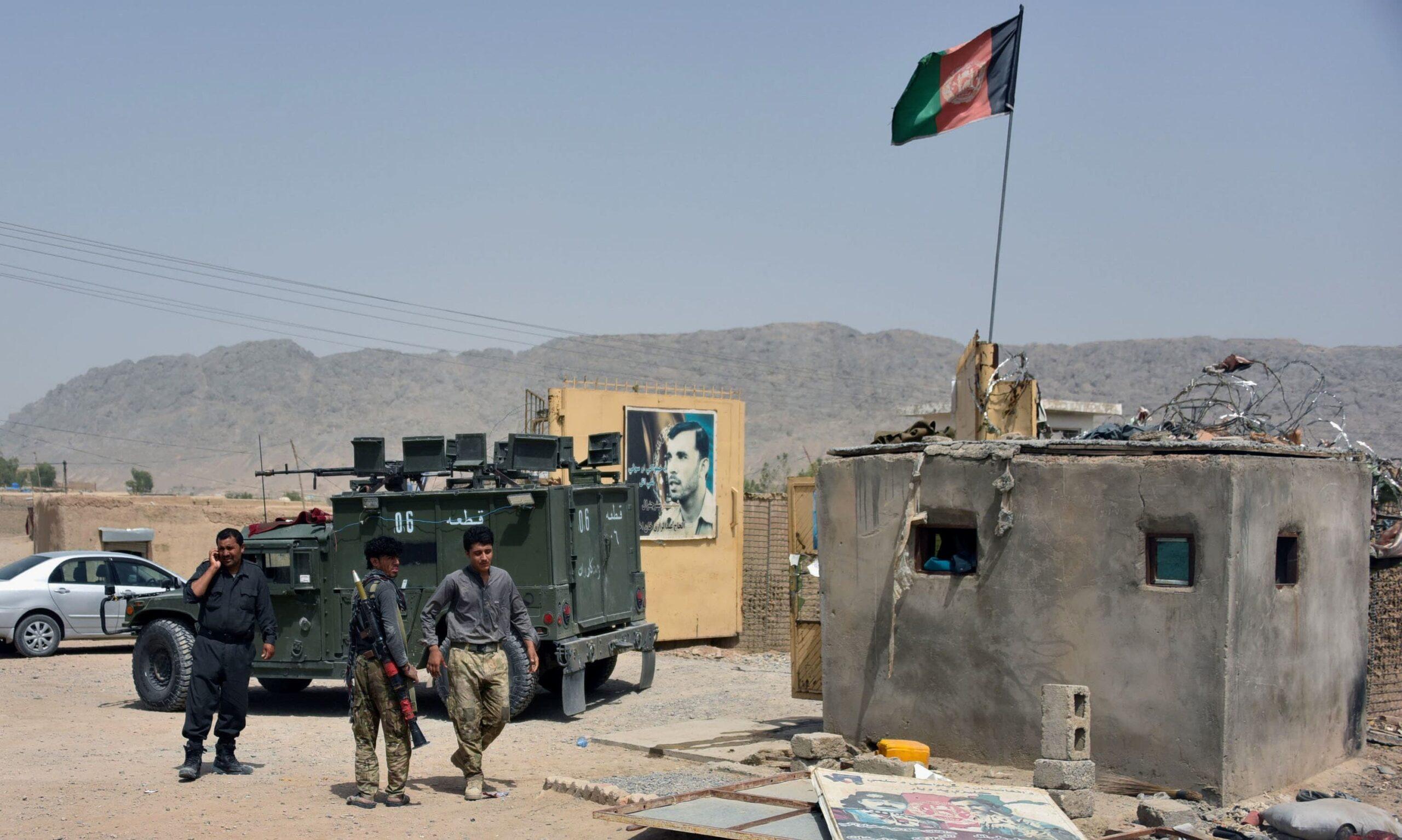 کیا طالبان کا اگلا ٹارگٹ کشمیر ہے؟؟؟