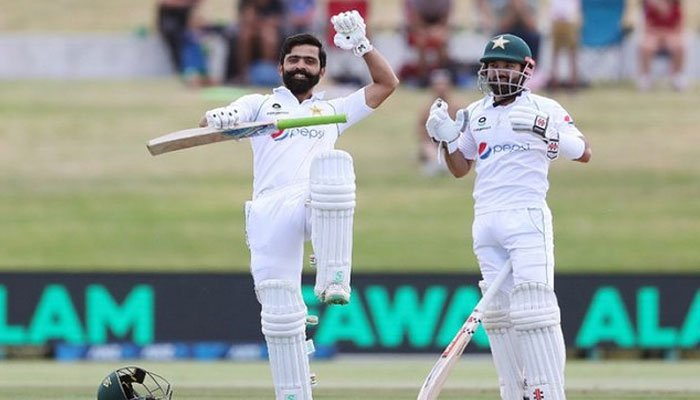 پاکستان نے دوسرے ٹیسٹ میں ویسٹ انڈیز کو ہرا دیا