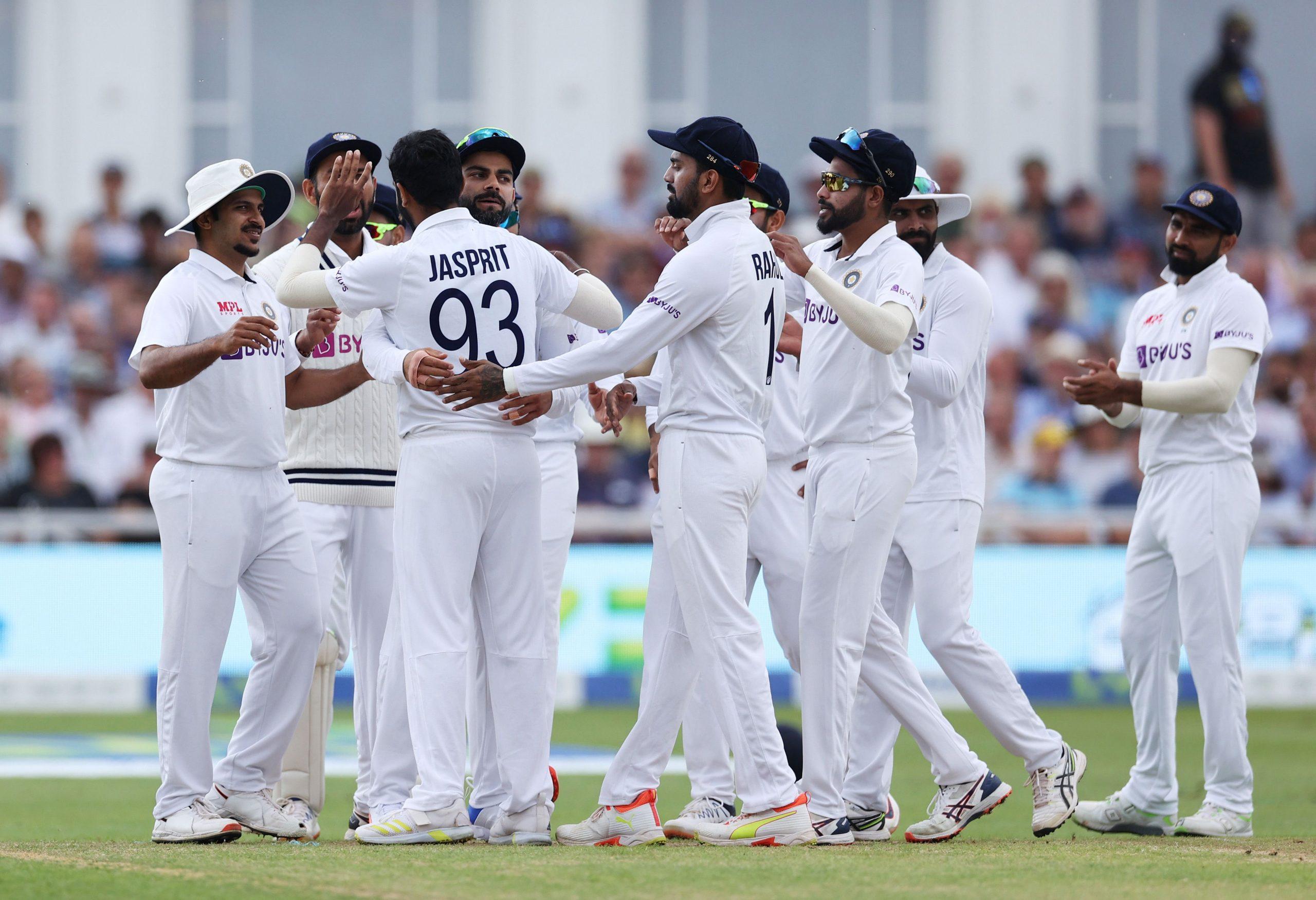 انگلینڈ نےانڈیا کی کرکٹ ٹیم کا بھرکس نکال دیا 78 پر ڈھیر ہوگئی