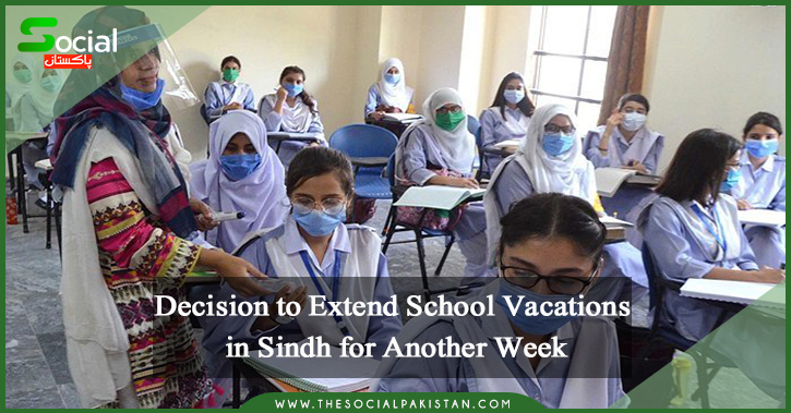 The Decision to Extend School Vacations in Sindh for Another Week