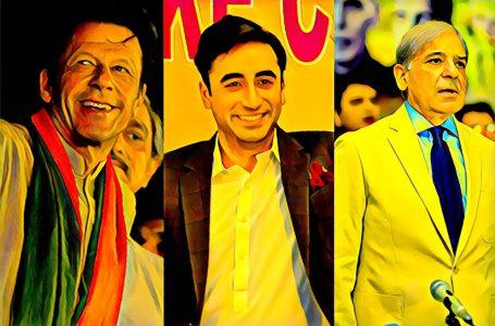پاکستان تحریک انصاف  یا پاکستان مسلم لیگ کون سی جماعت اگلا الیکشن جیتے گی