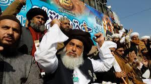 جیو نیوز کی خبر نے تحریک لبیک پاکستان کو پریشان کردیا