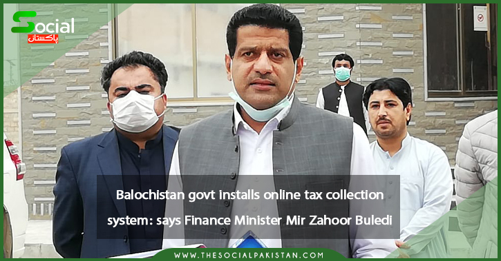 Balochistan has implemented an online tax system.