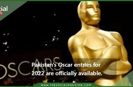 Pakistan's Oscar entries for 2022 are officially available.
