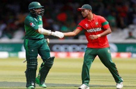 پاکستانی کرکٹ ٹیم نومبر میں بنگلہ دیش کا دورہ کریگی