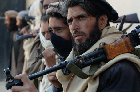 افغان طالبان کی طرف سے چور کو اسلامی قانون کے مطابق سزا