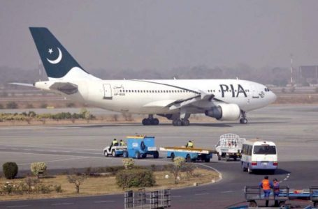 First PIA Passenger Plane Since the US' Withdrawal, Landed in Kabul