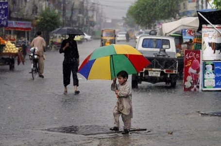 According to weather data, the country received 24 percent less rainfall than typical.