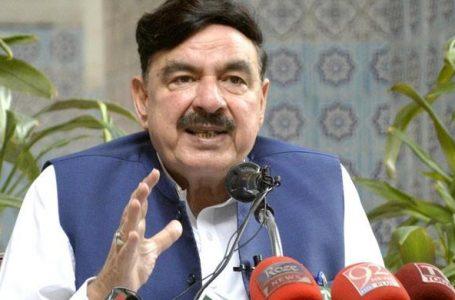پاکستان کی سرحدیں محفوظ ہیں: شیخ رشید