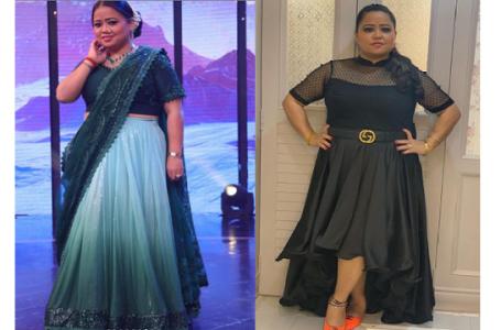 انڈیا کی معروف کامیڈین بھارتی سنگھ نے اپنا وزن کیسے کم کیا