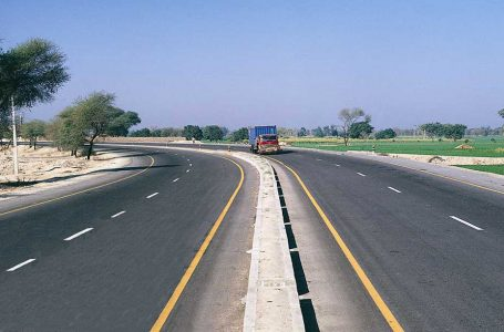 The Hakla-DI Khan highway will be available to traffic till October.