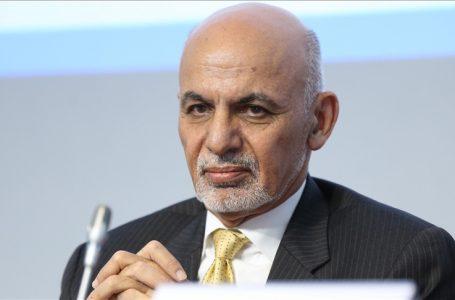 کابل چھوڑنے کی وجہ اس شہر کے 6 ملین شہری ہیں: اشرف غنی