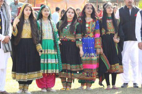 پشتون کلچر ڈے منفرد انداز میں منایا گیا