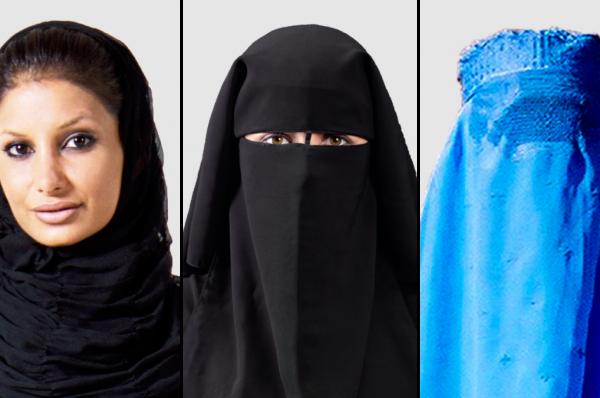 حجاب کے خلاف بات کرنے والوں پر میڈیا میں آنے  پر پابندی لگائی جائے