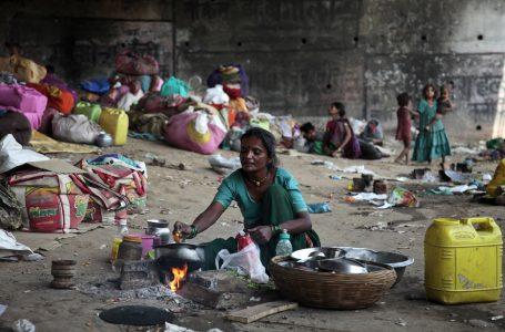 بھارت میں غربت اور بھوک کے حوالے سے گلوبل ہنگر انڈیکس میں 101 نمبر پر آ گیا