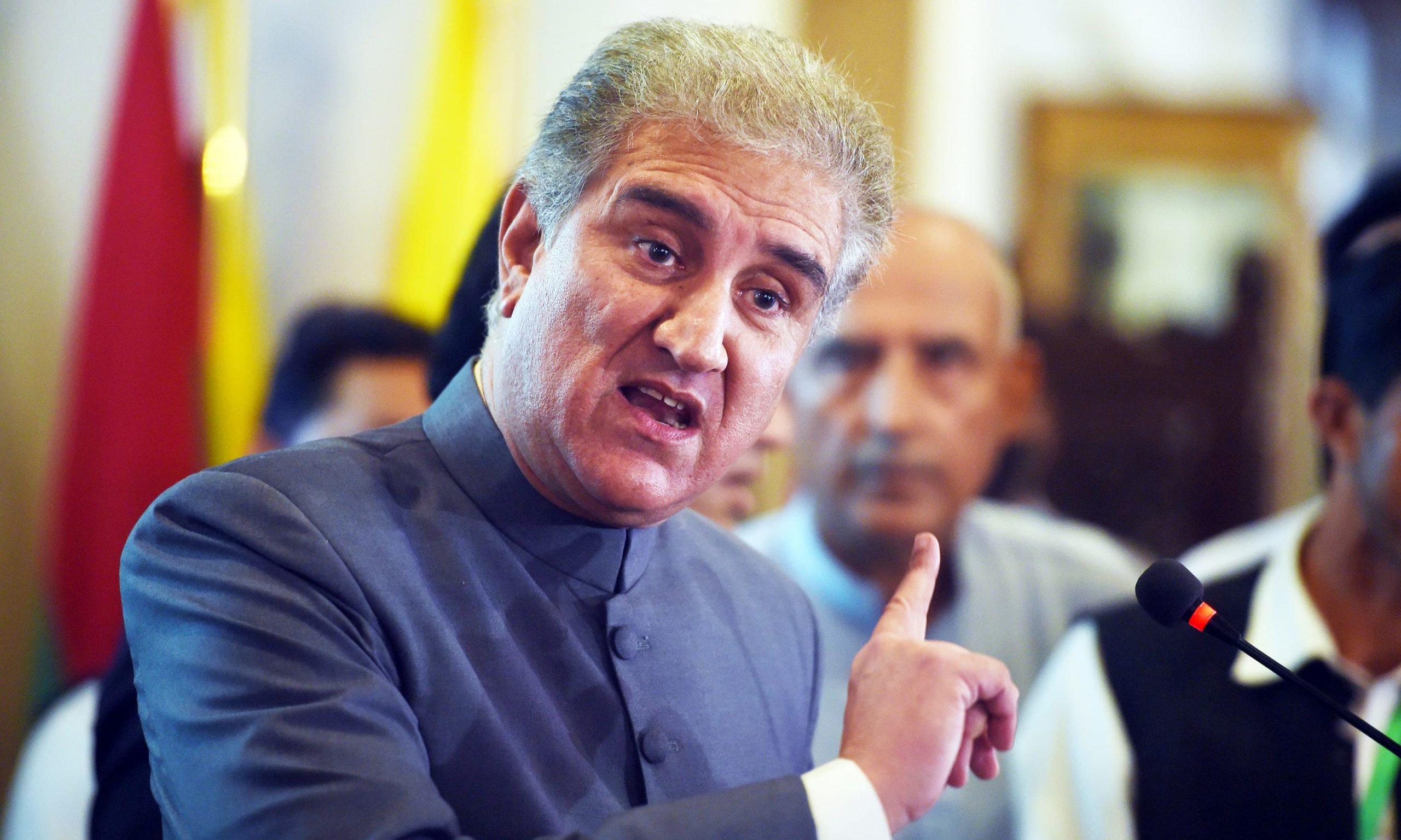 شاہ محمود قریشی نے معاشی مشکلات کو عارضی قرار دے دیا