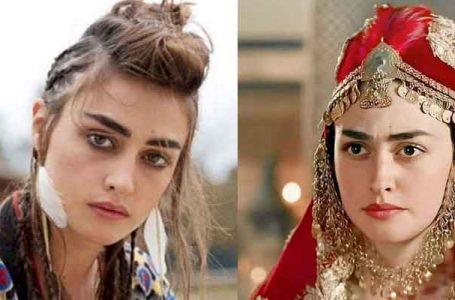 ارتغرل ڈرامہ سے عالمگیر شہرت پانے والی ادکارہ ایسرا بلجیک(حلیمہ سلطان )  کو پاکستانی این جی او کی تلاش