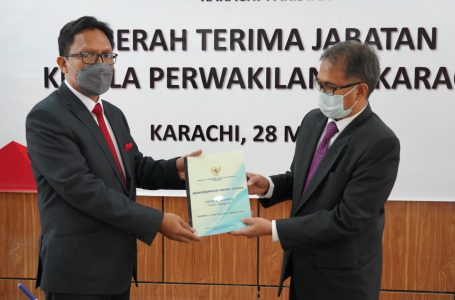 انڈونیشیا کے قونصل جنرل نے پاکستان کے ساتھ تعلیمی تعاون پر تبادلہ خیال کیا