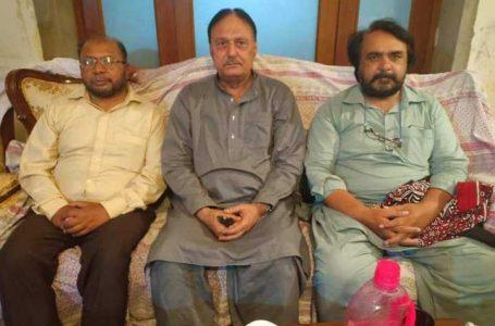 مولانا طارق جمیل کے کلاس فیلو، استاد الشعراء حکیم سید ساغر مشہدی کبیروالا میں انتقال فرما گئے